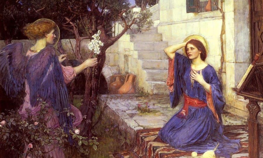 Благовещение: Воля Бога и согласие человека
