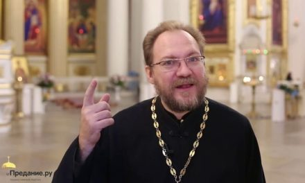 Протоиерей Константин Пархоменко: «Храм невидимо наполнен ангельскими силами»