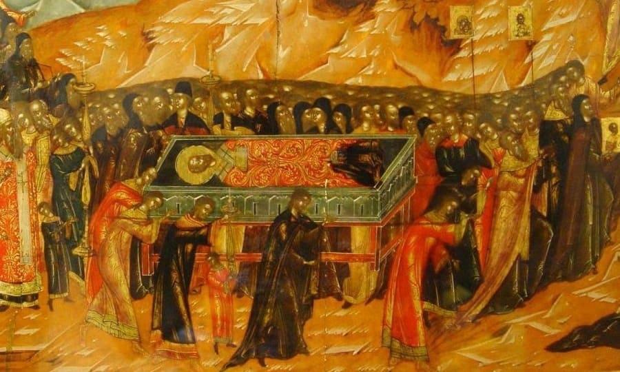 Мощи Святителя Николая: перенесение или кража?