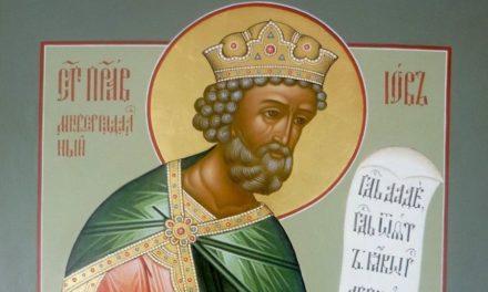19 мая — день памяти праведного Иова Многострадального