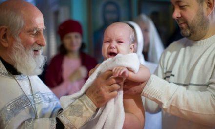 Главная обязанность крестного: молиться за своего крестника