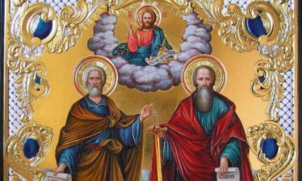 Петр и Павел: вовсе не противоположности