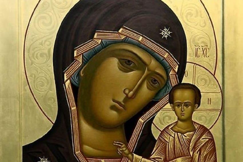 21 июля — память явления иконы Пресвятой Богородицы во граде Казани