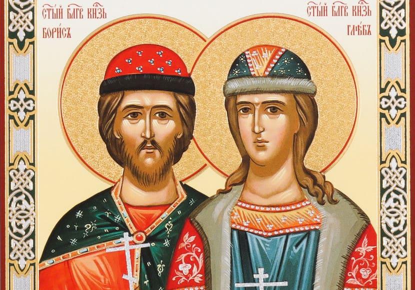 Чувства, переживания, сердце и душа в подвиге св. страстотерпцев Бориса и Глеба