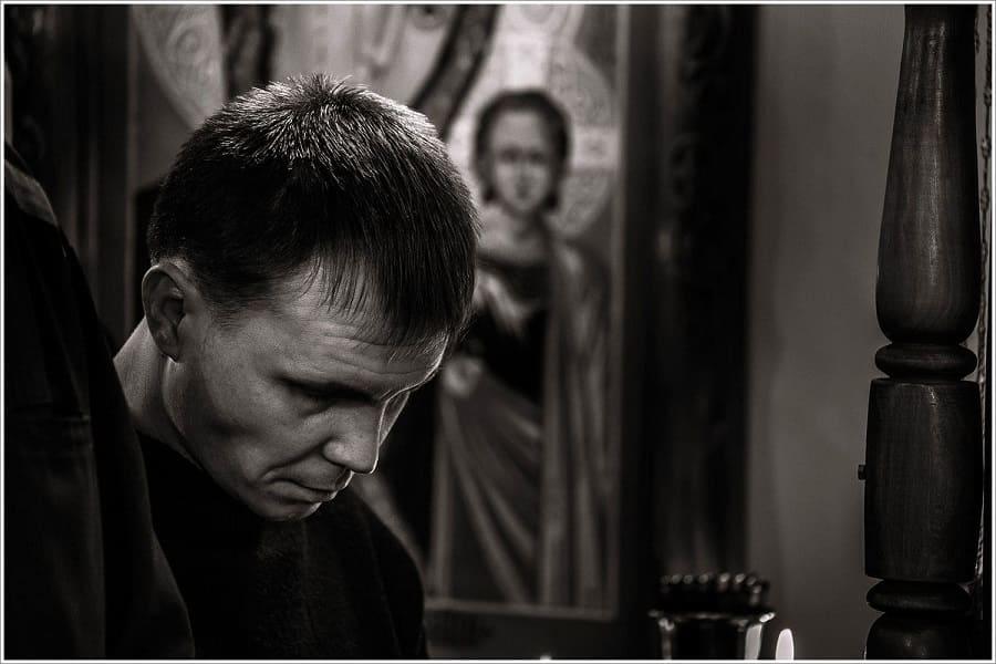 Молитва через силу
