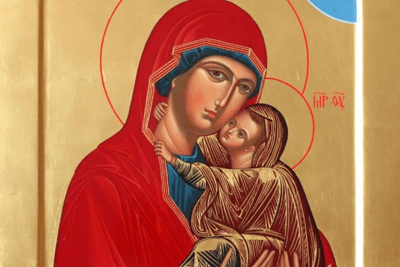 7 августа — Успение праведной Анны, матери Пресвятой Богородицы