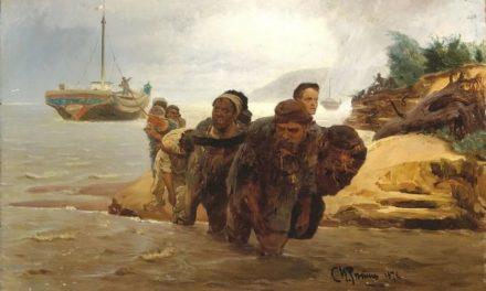 Подвиг христианский как труд бурлаков
