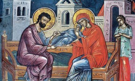 Жизнь Иоакима и Анны – образец исполнения наших просьб