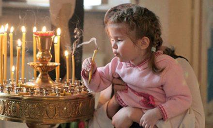 Почему дети мешают молиться и как с этим быть?