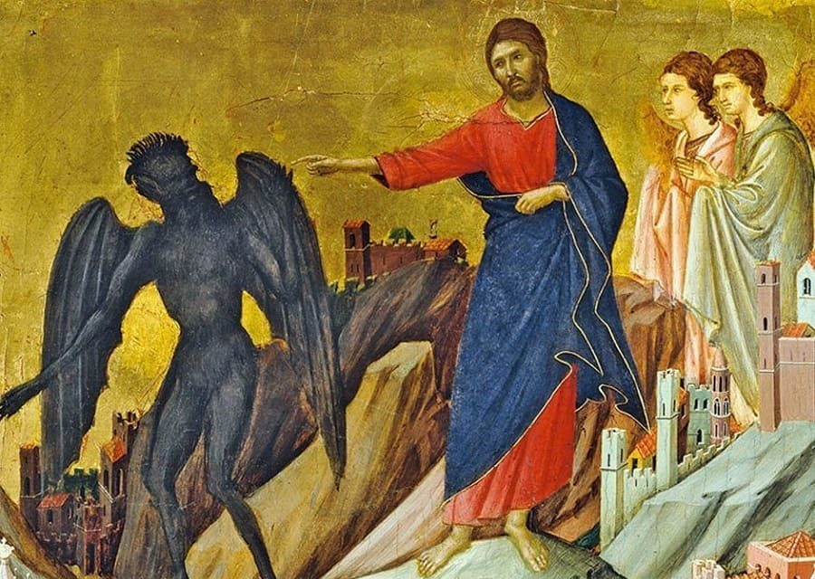 Почему в чинопоследовании Таинства Крещения вспоминается диавол?
