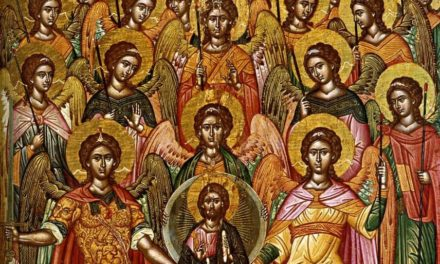 Собор Небесных Сил: что нам известно о таинственных ангельских чинах?