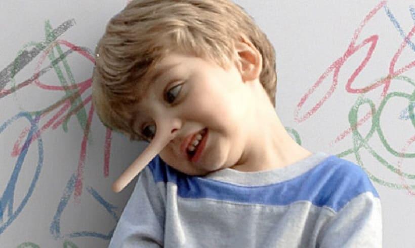 Как отучить ребёнка обманывать?