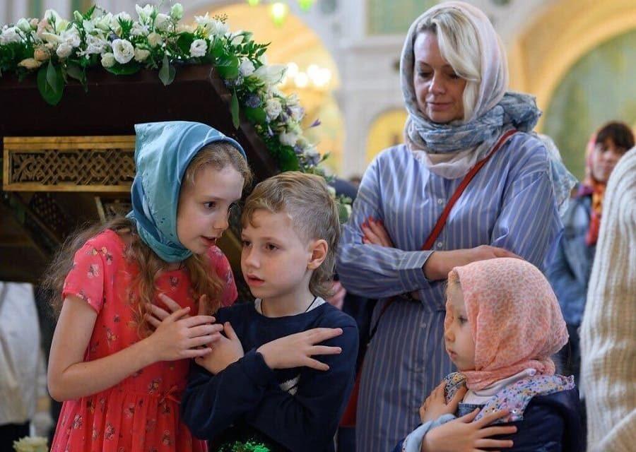 Без послушания невозможна мирная семейная жизнь