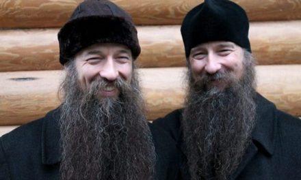Почему священники носят бороду?