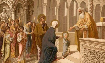 Панегирик на Введение во храм Пресвятой Богородицы