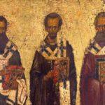 О Литургии святителя Василия Великого