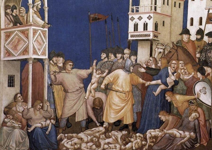 Избиение младенцев, или Как не стать похожими на Ирода?