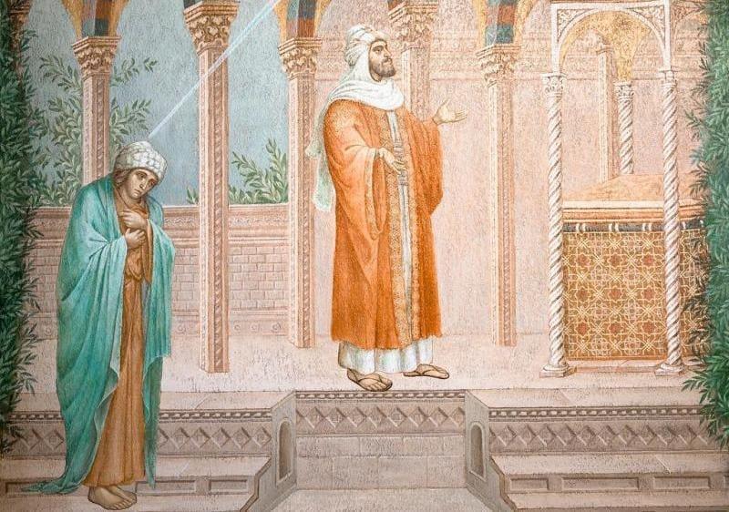 Фарисеи и мытари сегодня