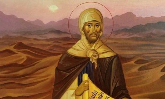 Преподобный Ефрем Сирин о том, что нас ждет в раю