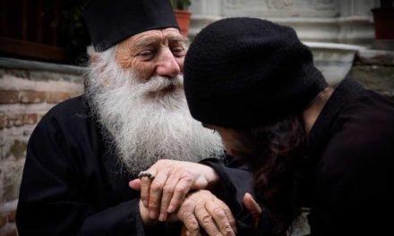 О страсти и грехе. Беседа с иеросхимонахом Иулианом (Лазаром)