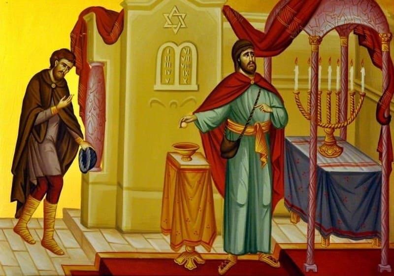 Бог видит сердце. Слово в Неделю о мытаре и фарисее