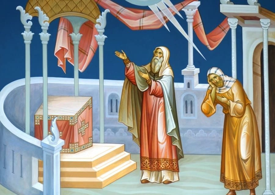 Богословие фарисея и богопознание мытаря