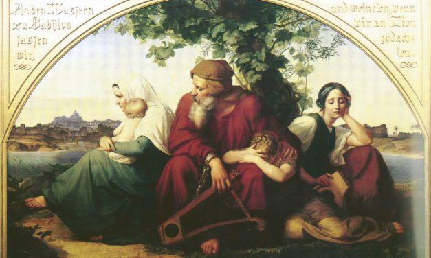 136-й псалом «На реках Вавилонских»: каких «младенцев» нужно разбивать о камень?