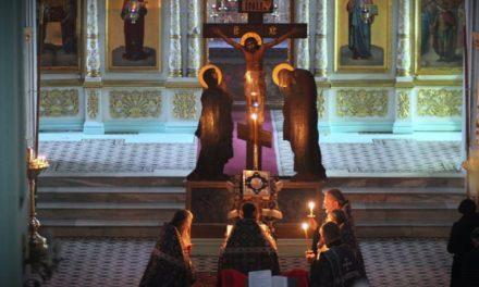 Три искушения в пустыне и на кресте. Слово на Пассии. Евангелие от Луки