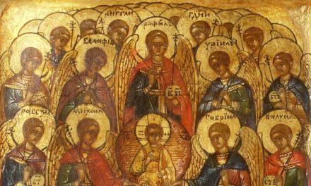 Чем заняты восемь архангелов