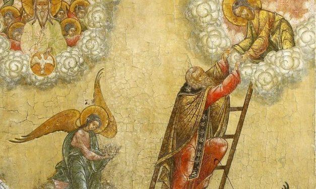 Почему в Великий пост вспоминается преподобный Иоанн Лествичник и его книга «Лествица»?