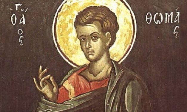 Что общего между апостолом Фомой и Днем Победы