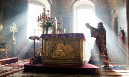 Что означают слова на литургии: «Милость мира, жертву хваления»?