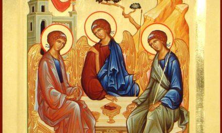 Что такое Предвечный Совет Пресвятой Троицы?