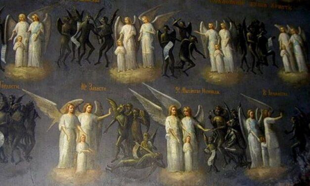Мытарства – аналог чистилища у католиков?