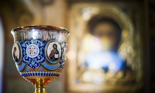 Как правильно молиться перед Причастием, чтобы это было настоящей подготовкой к таинству?