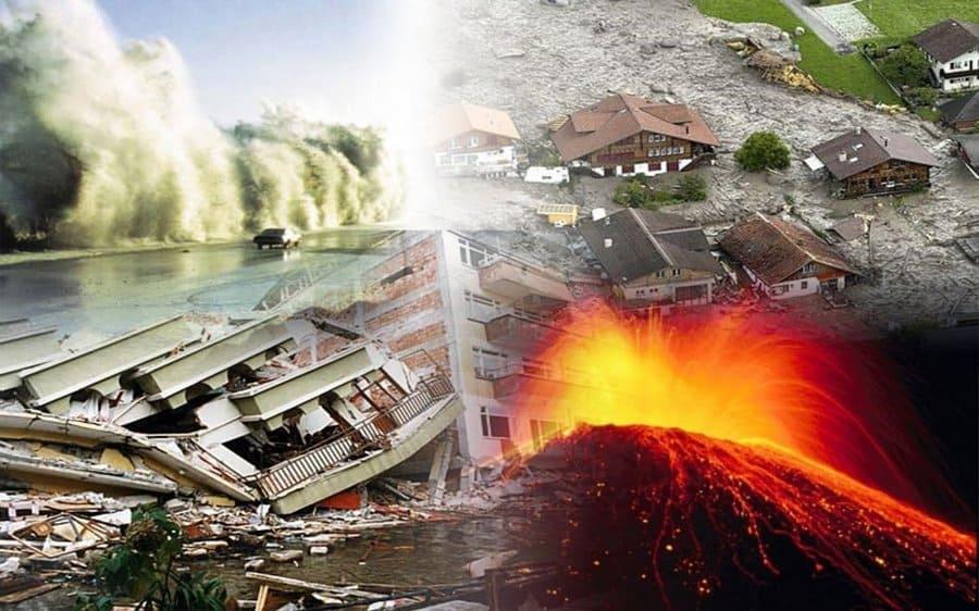 Почему происходят бедствия и катаклизмы?
