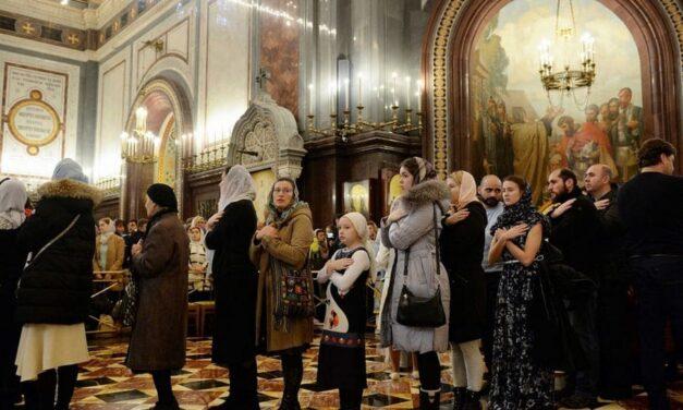 Как нужно одеваться для посещения богослужения?
