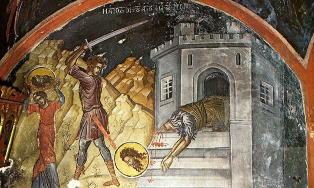 Как смерть праведника может быть праздником?