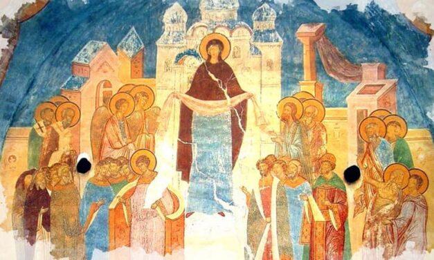 Покров Божией Матери – любимый Богородичный праздник нашего народа