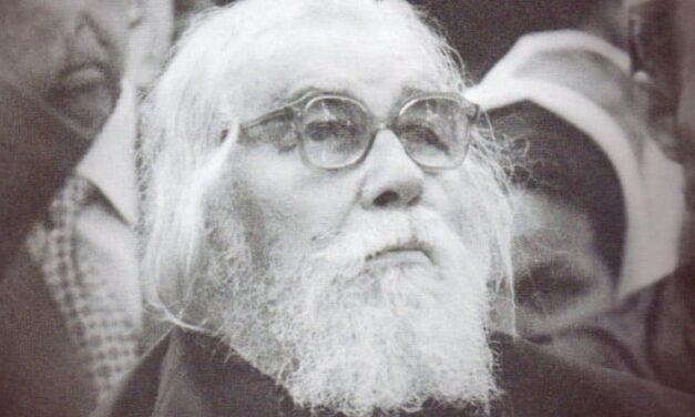Архимандрит Иоанн (Крестьянкин): «Отступление идет по земле…»