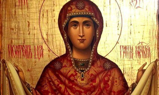 Как сделать так, чтобы Покров Пресвятой Богородицы был над нами всегда?