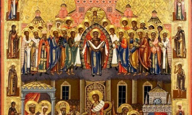 Тайна всемилостивого заступничества. Слово на праздник Покрова Божией Матери